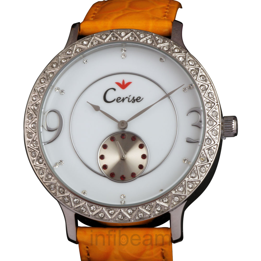 Cerise Dial Watch at Rs.2997