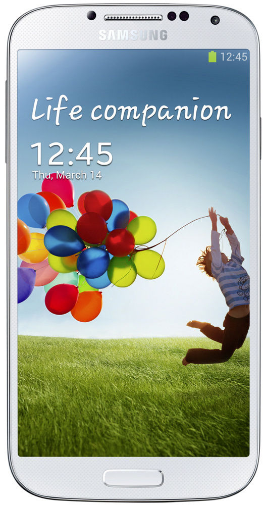 Samsung Galaxy S4 I9500 at Rs.34500