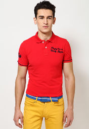 Short Sleeve Polo Tshirt at Rs.1134