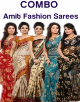 Combo of 5pcs Saree at Rs.2139