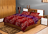 Stellar Double Bed Sheet Set at Rs.759