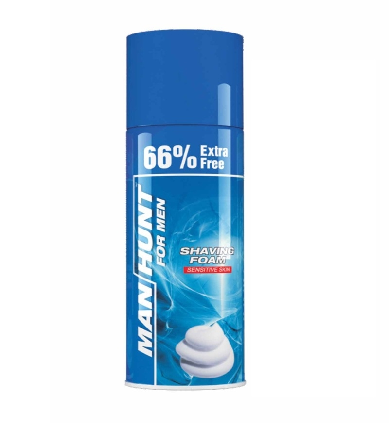 Manhunt Shaving Foam at Rs.156