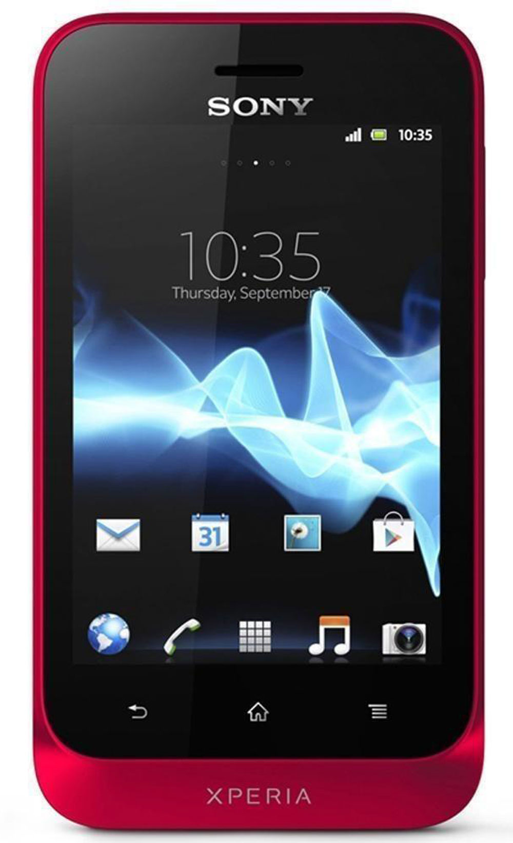 Sony Xperia Tipo at Rs.6799