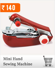 Mini Hand Sewing Machine at Rs.140