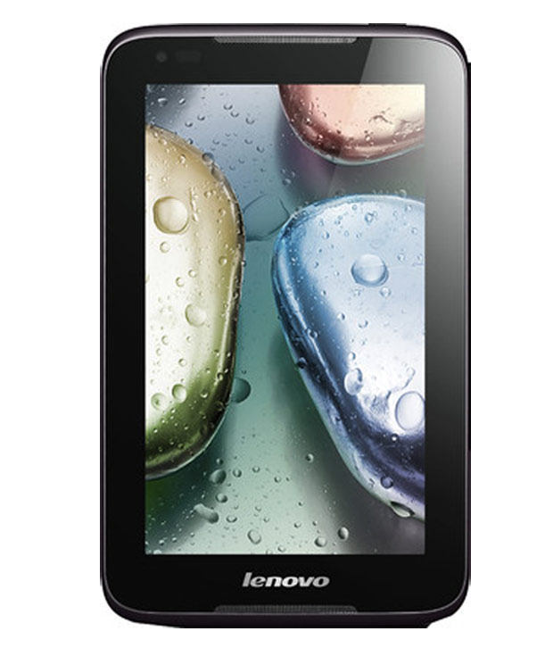 Lenovo Idea Tab at Rs.8750
