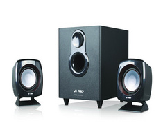 F&D Multimedia Speakers at Rs.1199