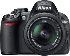 Nikon D3100 DSLR Camera at Rs.25288
