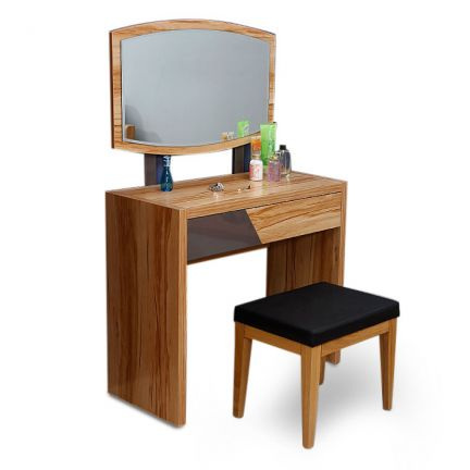 Fab Home Karl Dresser & Stool at Rs.9590