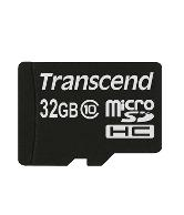 Transcend MicroSD 32GB at Rs.1395