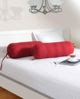 Cotton Bolster Cover at Rs.470
