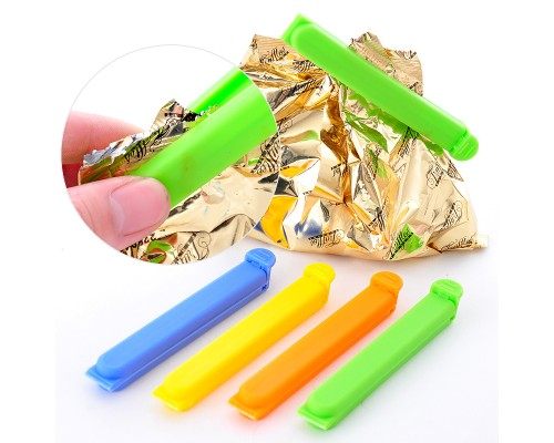 Pack of 10 storage bag sealing clips at Rs. 499 only