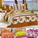 Set of 4 Double Bed Sheet & 8 Pillow Covers at Rs.849