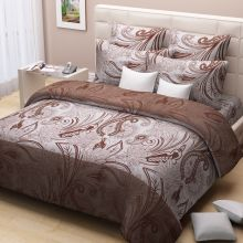 Double Bed Sheet & Two Pillow Covers at Rs.495