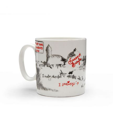 Graffiti Mugs at Rs.180