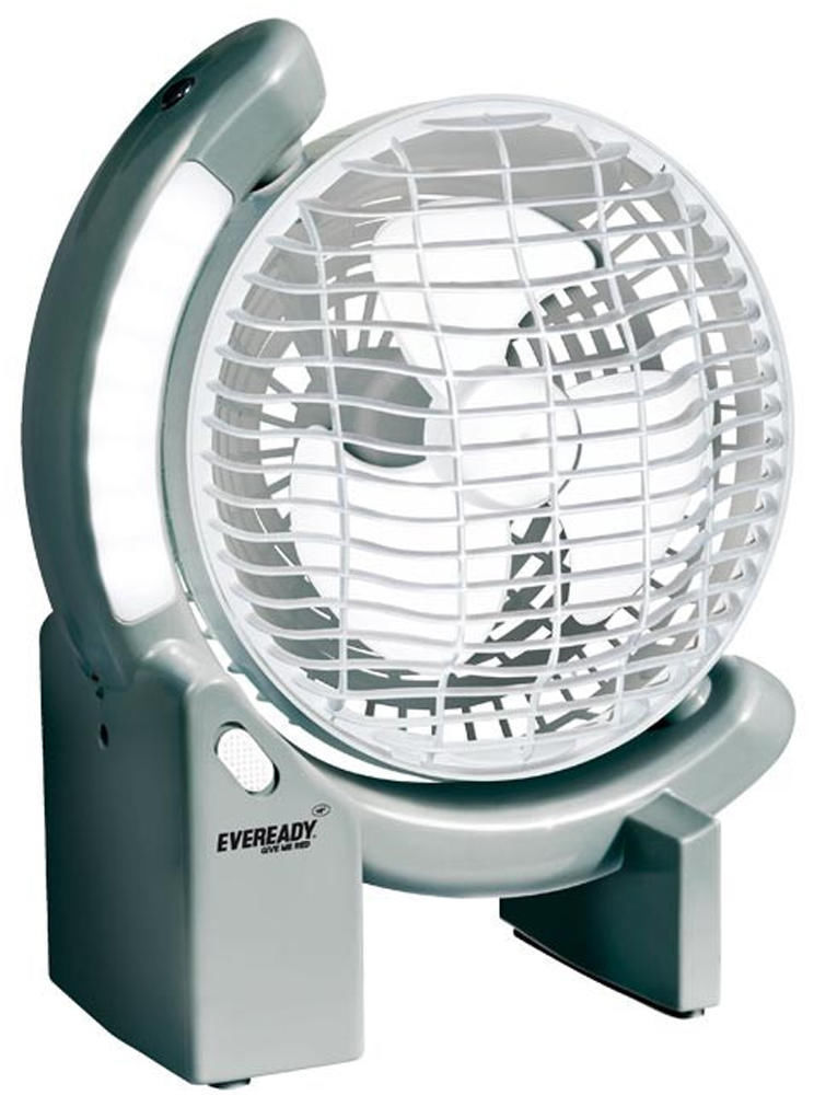 Eveready Rechargeable Fan & LED Light at Rs.1499