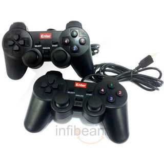 USB Game Pad at Rs.414