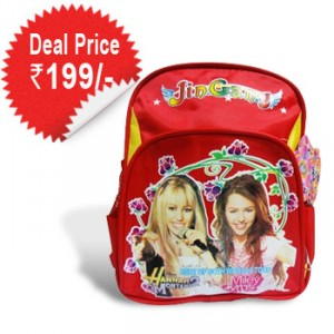 Kids School Bag at Rs.199