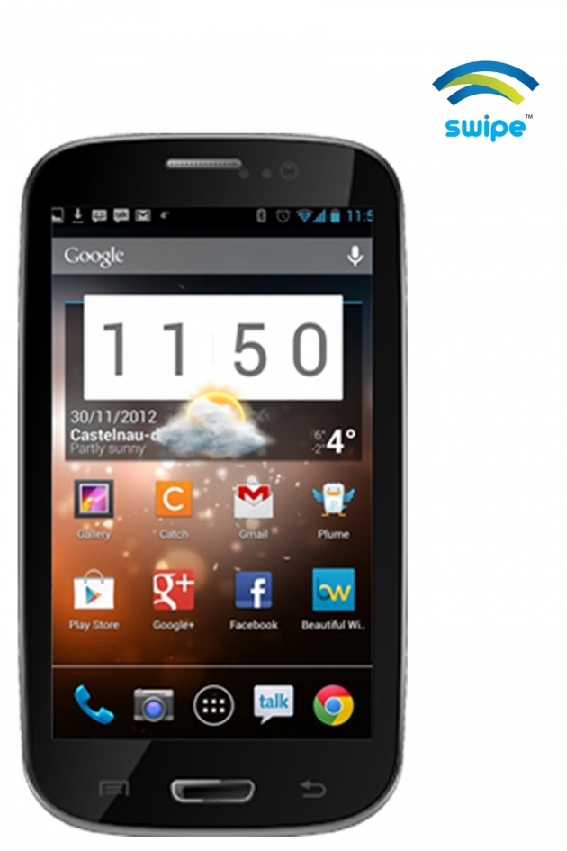 Swipe Android Fablet F2 at Rs.6669