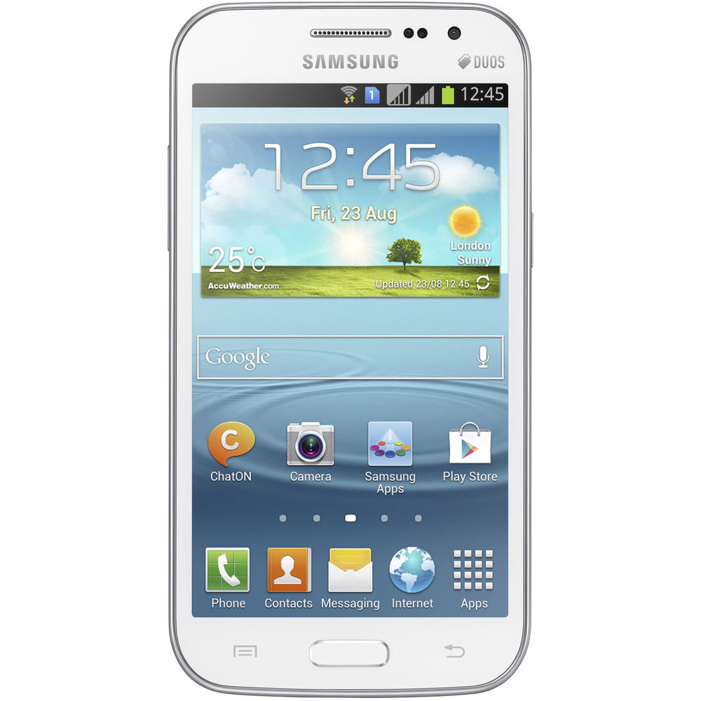Samsung Galaxy Win Duos I8552 at Rs.17090
