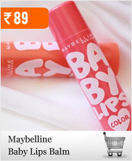 Baby Lips Balm at Rs.89