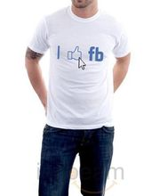 I Like FB T-shirt at Rs.399