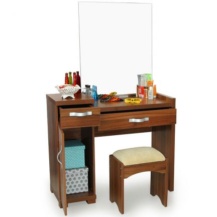 Fab Home Stamford Dresser & Stool at Rs.13590
