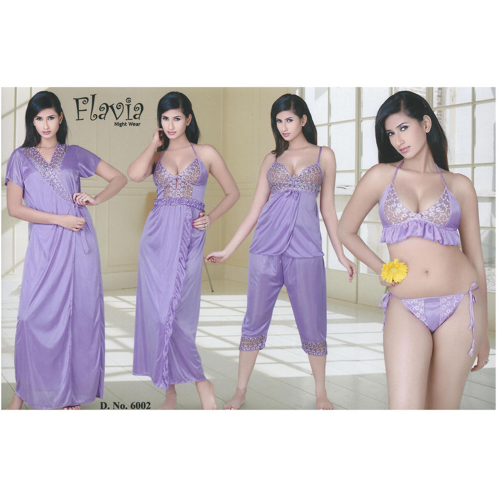 Pack of 6 pcs Diva Nightwear at Rs.1249