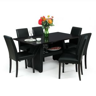 Laura Dining Table & Six Chairs at Rs.22940
