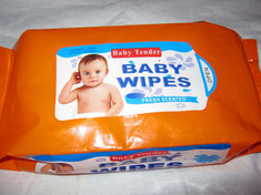 5 Packs of Combo Baby Wipes at Rs.500