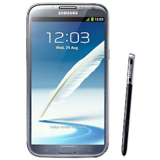 Samsung Galaxy Note 2 at Rs.37500