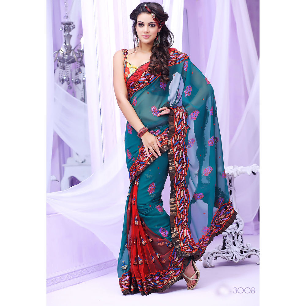 Sahiba Designer Saree at Rs.1499