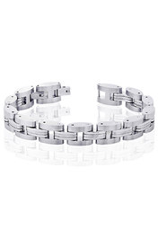 Peora Silver Bracelets at Rs.1920