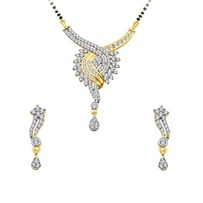 Spargz Studded Magalsutra at Rs.755
