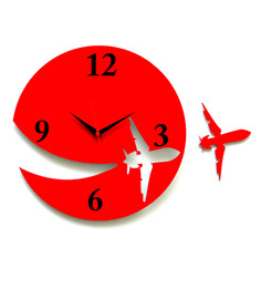 Panache Aeroplane Wall Clock at Rs.549