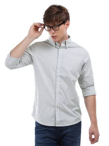Men's Stripe Shirt at Rs.540