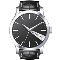 Giordano Hi-End Leather Watch at Rs.850