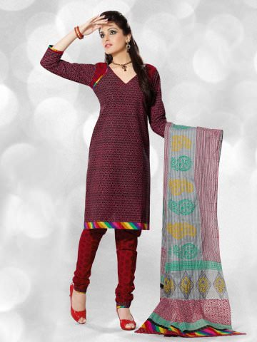 Span Ladies Dress at Rs.805