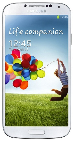 Samsung Galaxy S4 at RS.31808