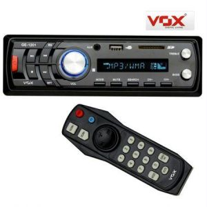Vox Car Stereo & Remote at Rs.999