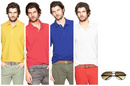 Pack of 4 pcs Tees & Sunglasses at Rs.599