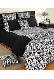Swayam Print Bedsheet Set at Rs.