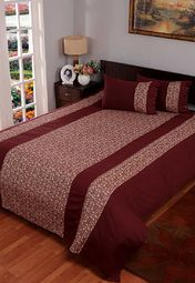Truhome Bed Cover Set at Rs.2249