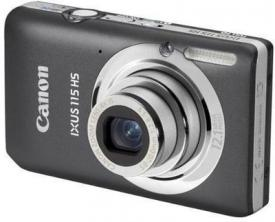Canon Ixus 115 HS at Rs.8240