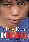 Unbreakable Autobiography at Rs.175