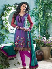Ladies Net Dress Material at Rs.3325