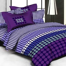 Double Bed Sheet  & 2 Pillow Cover at Rs.795
