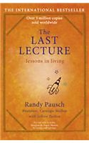 The Last Lecture Book at Rs.222