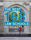 The Best 168 Law Schools Book at Rs.851