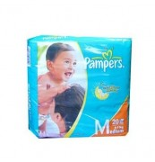 Pack of 20 pcs Pampers at Rs.209