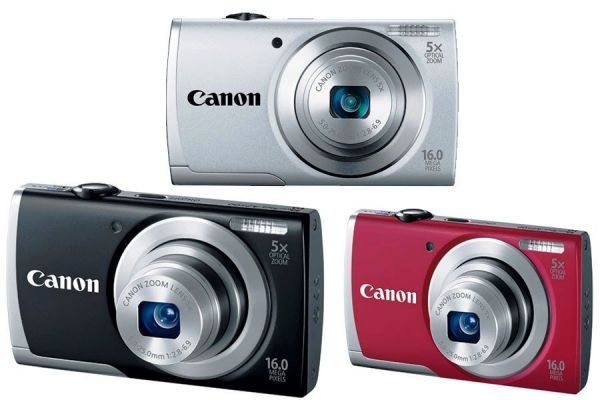 Canon Powershot Camera at Rs.4999